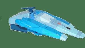 Transformers 1985 G1 Blurr Complete