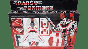 Transformers 1985 G1 Jetfire MIB