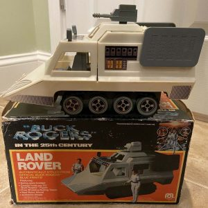 Buck Rogers Mego Boxed Action Figures
