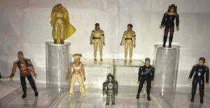 Buck Rogers Mego Action Figures