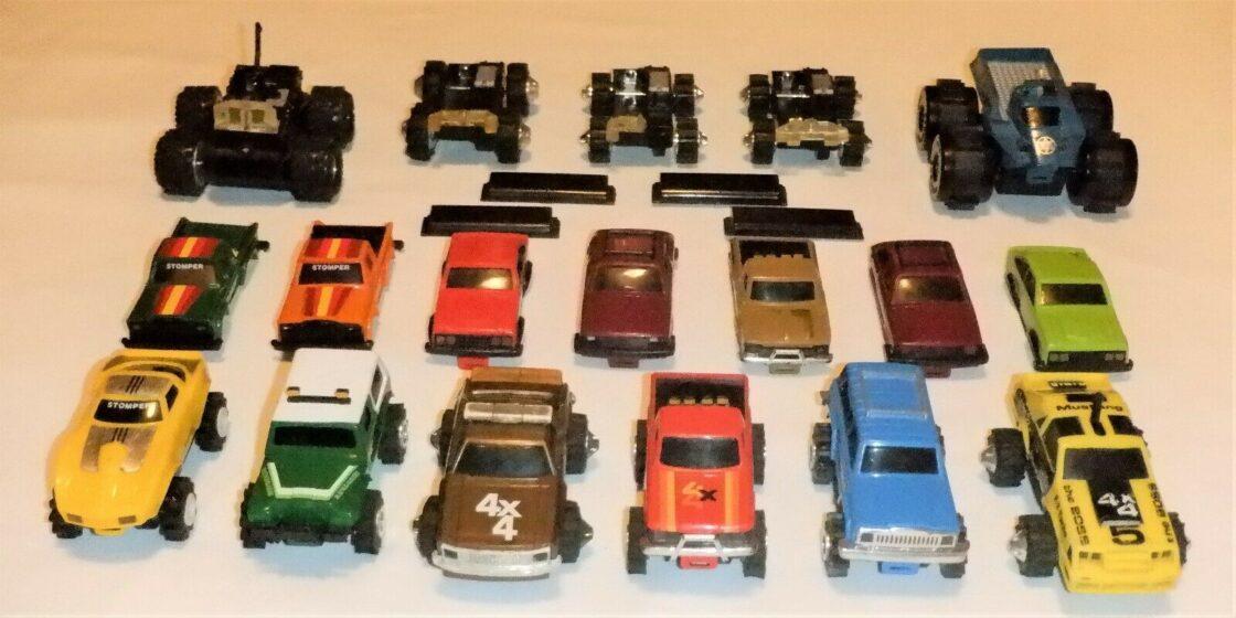 Stomper Rough Rider 4x4 Schaper Toys