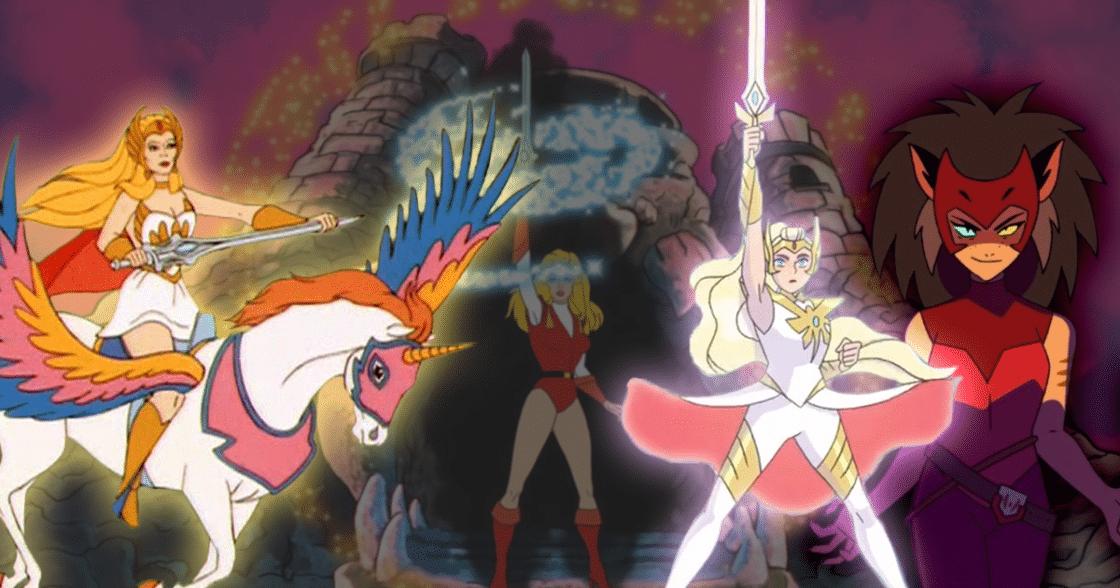 Retrospective on She-Ra: Princess of Power