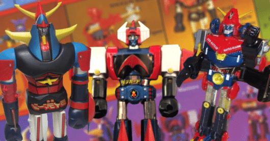The Top Ten Shogun Warriors Toys