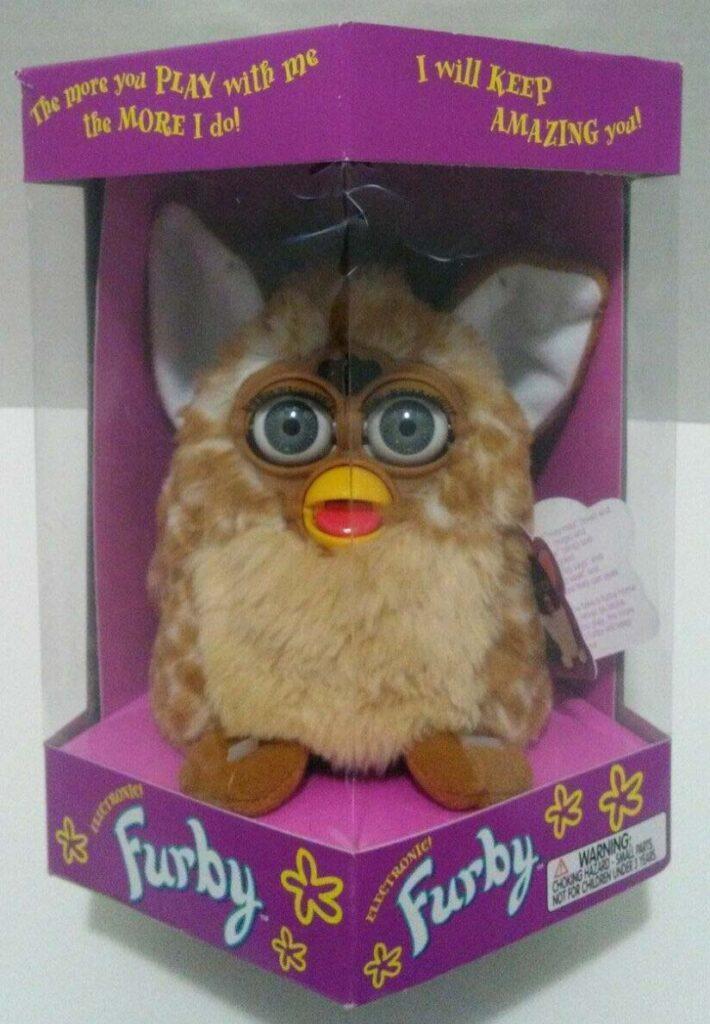 Tiger Electronics Furby