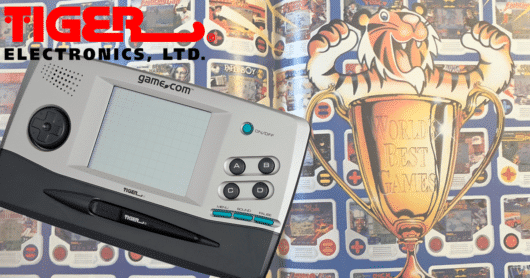 The Ten Most Outrageous Tiger Electronics Handhelds and Toys