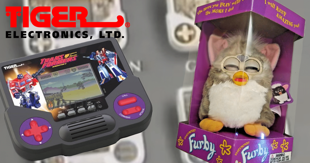 A Retrospective on Tiger Electronics