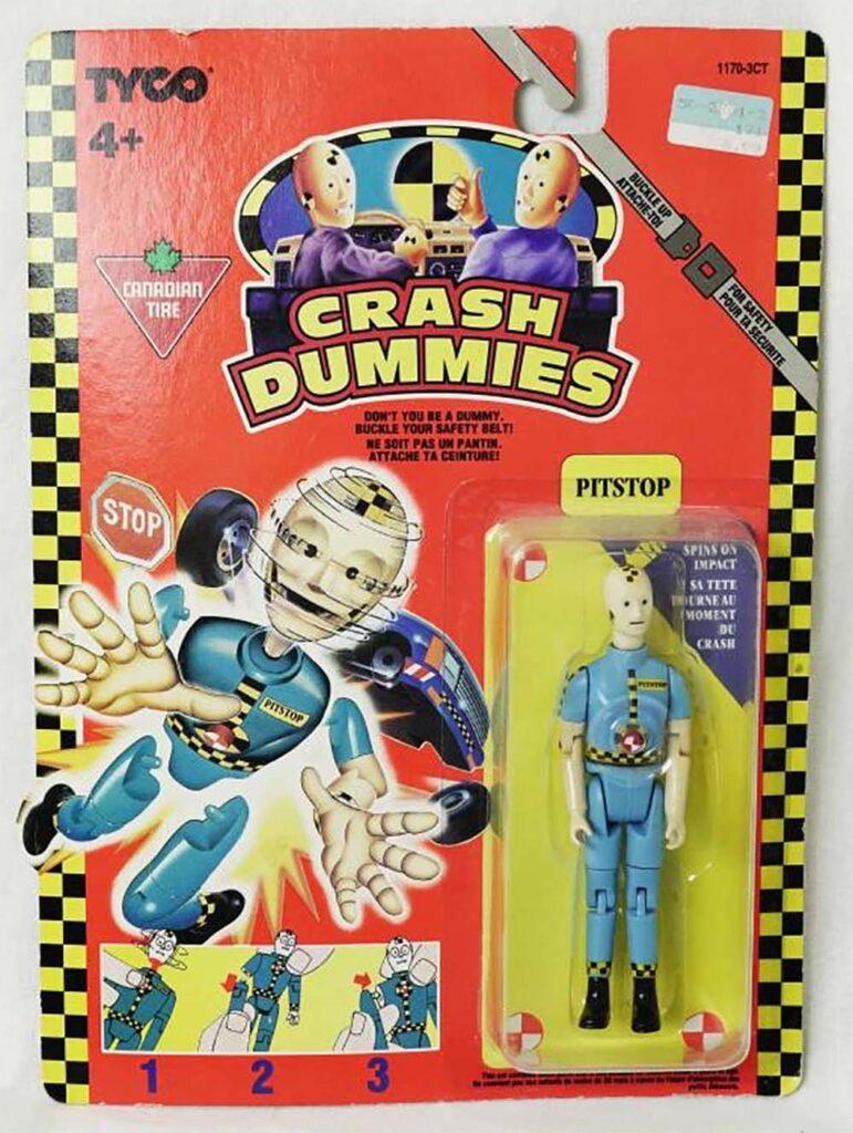 Tyco's Crash Dummies Pitstop (1991)