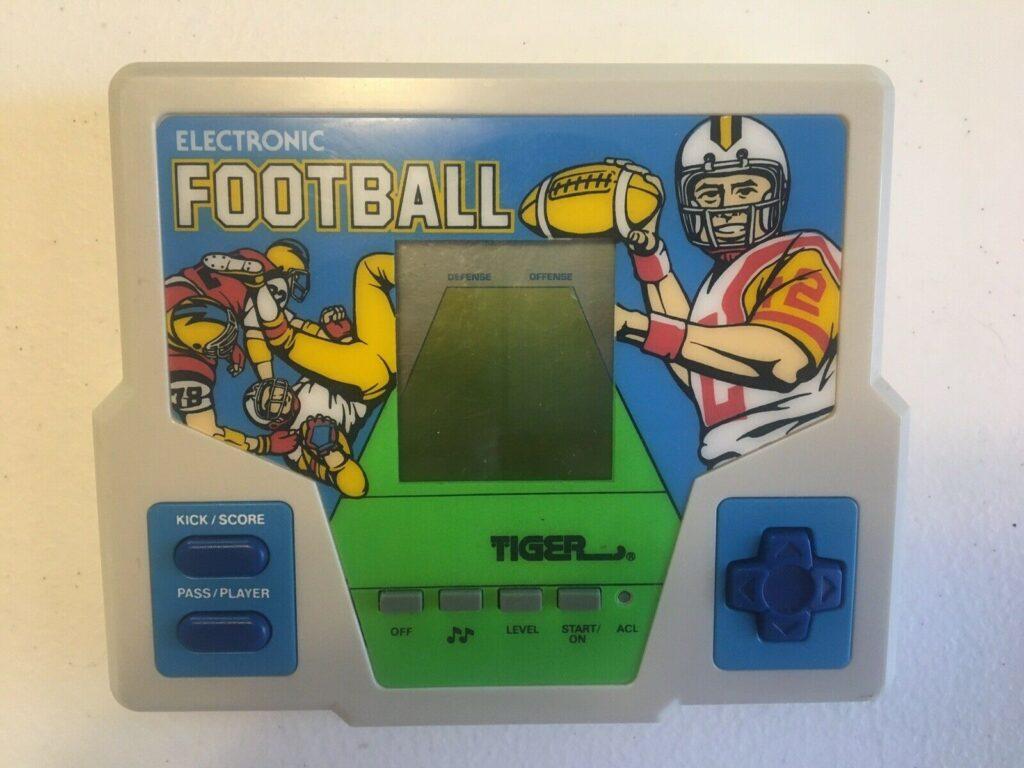 Tiger Electronics Football