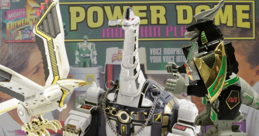 The Top Ten Mighty Morphin Power Rangers Toys
