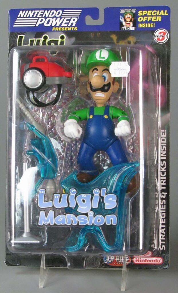Joyride Studio's Luigi's Mansion Luigi (2002)
