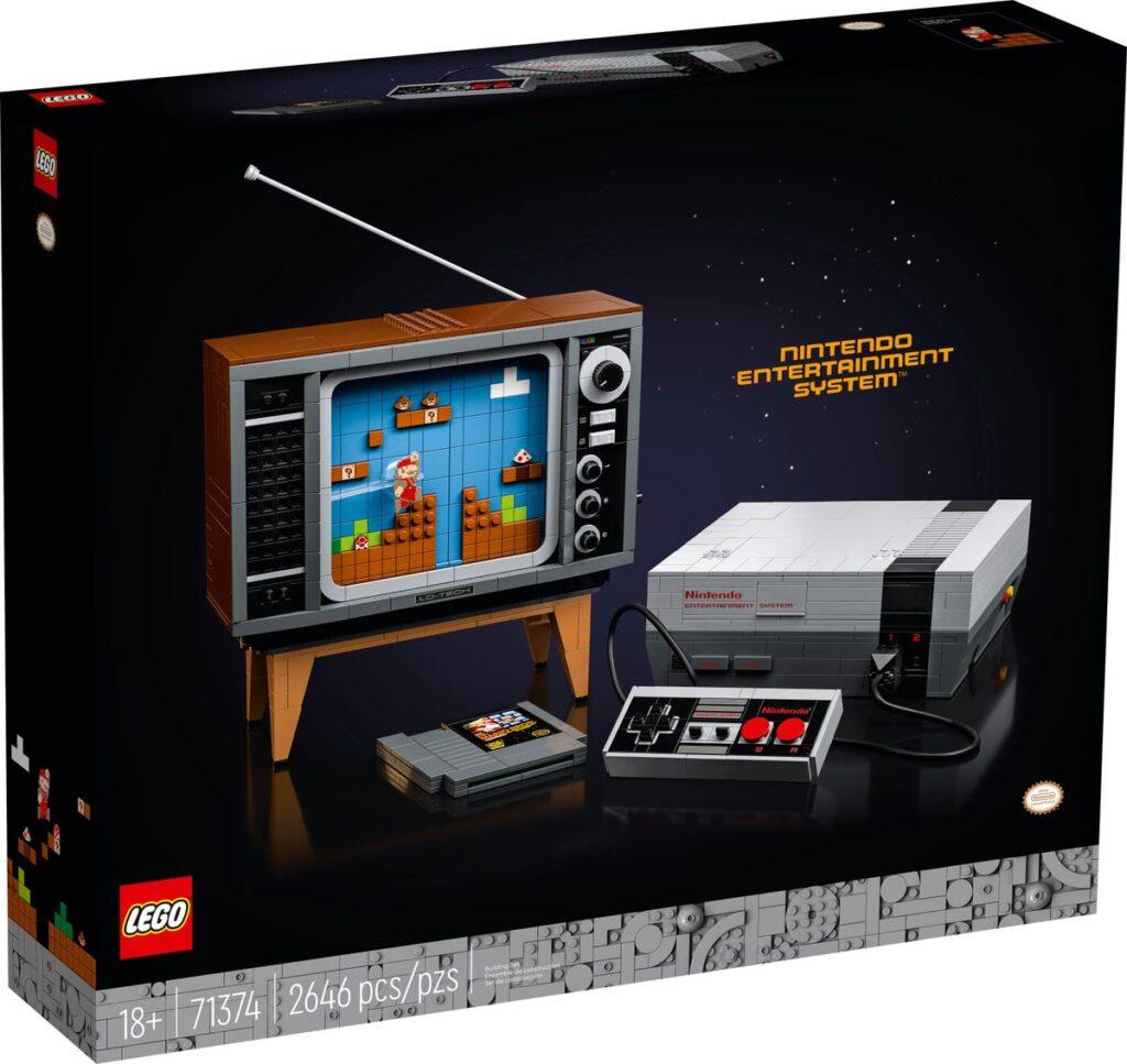Lego's Nintendo Entertainment System (2020)