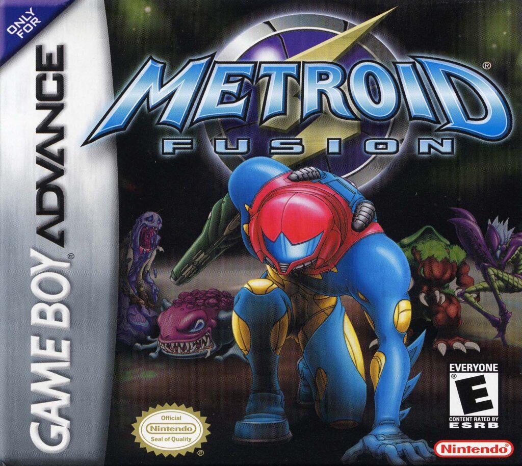 Metroid Fusion (2002)