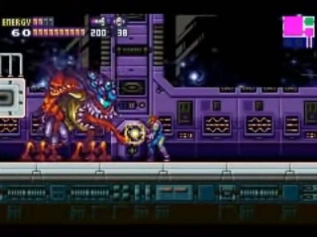 SA-X from Metroid: Fusion