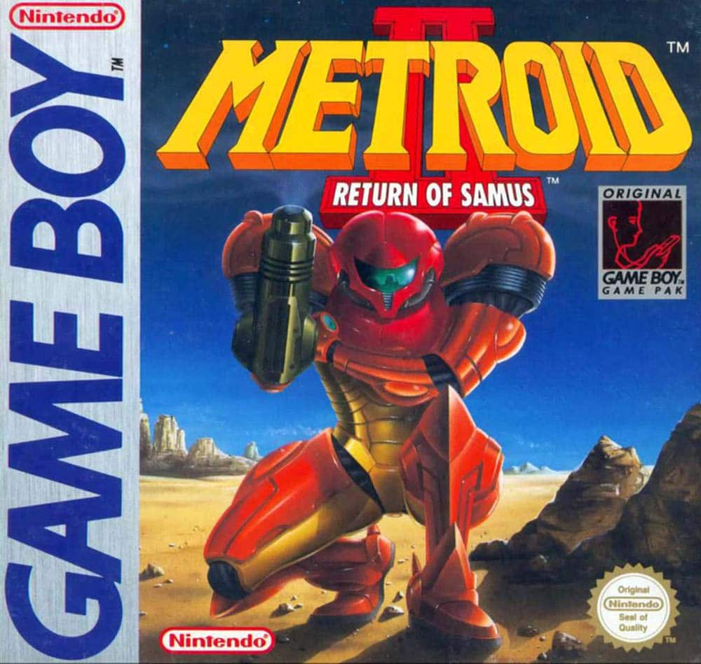 Metroid II: Return of Samus (1991)