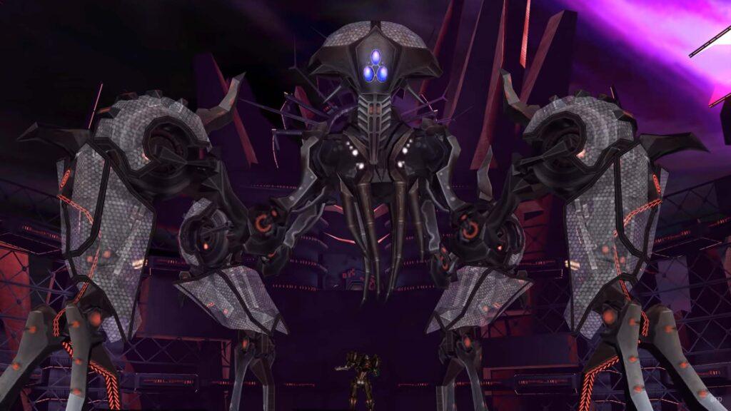Quadraxis form Metroid Prime 2: Echoes