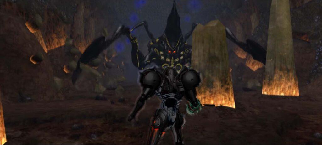 Metroid Prime from Metroid Prime
