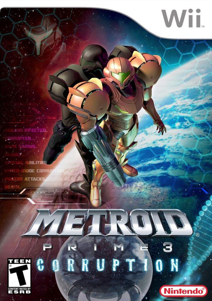 Metroid Prime 3: Corruption (2007)