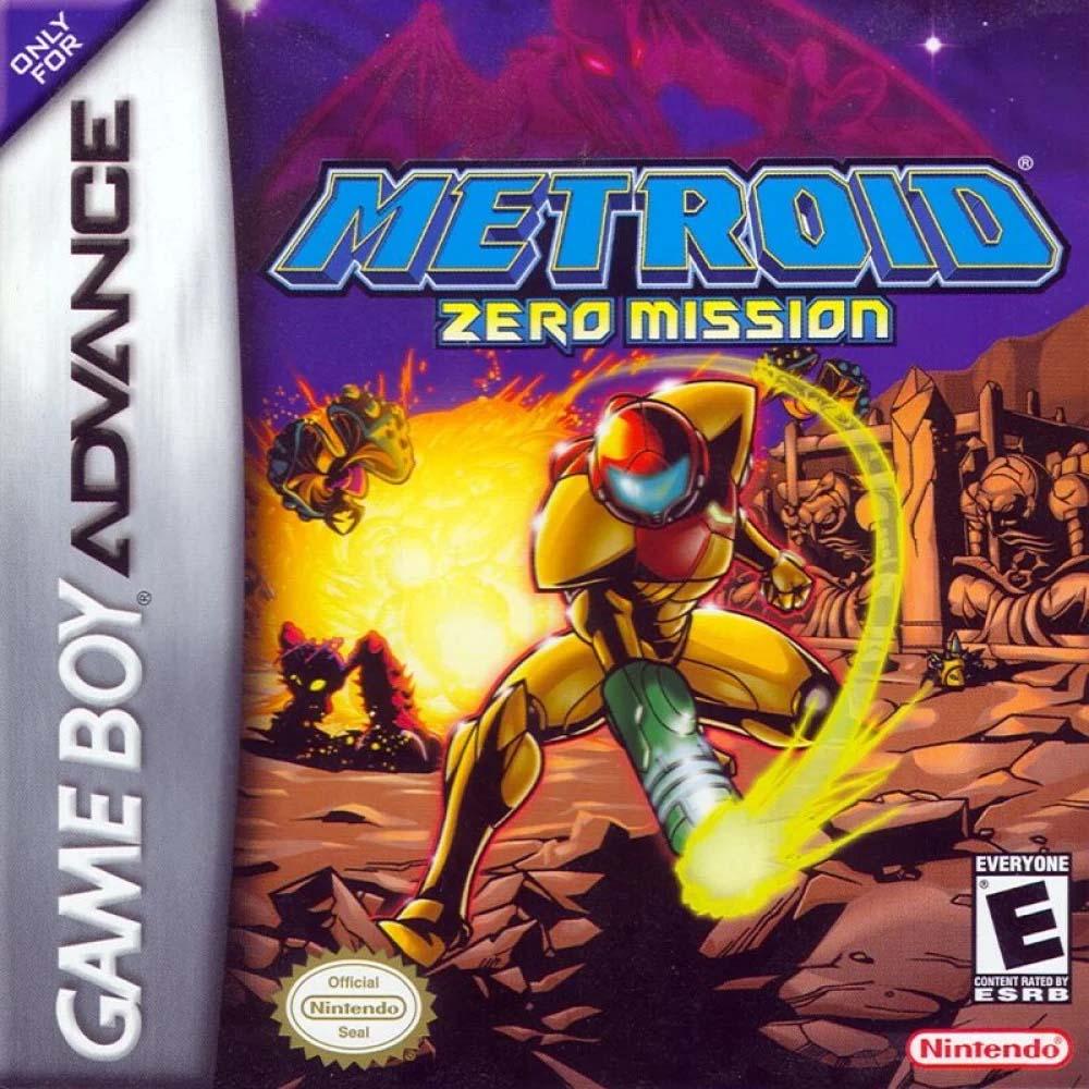 Metroid: Zero Mission (2004)