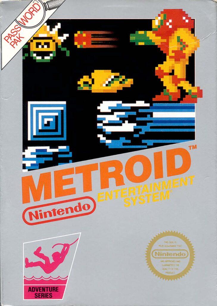 Metroid (1986)