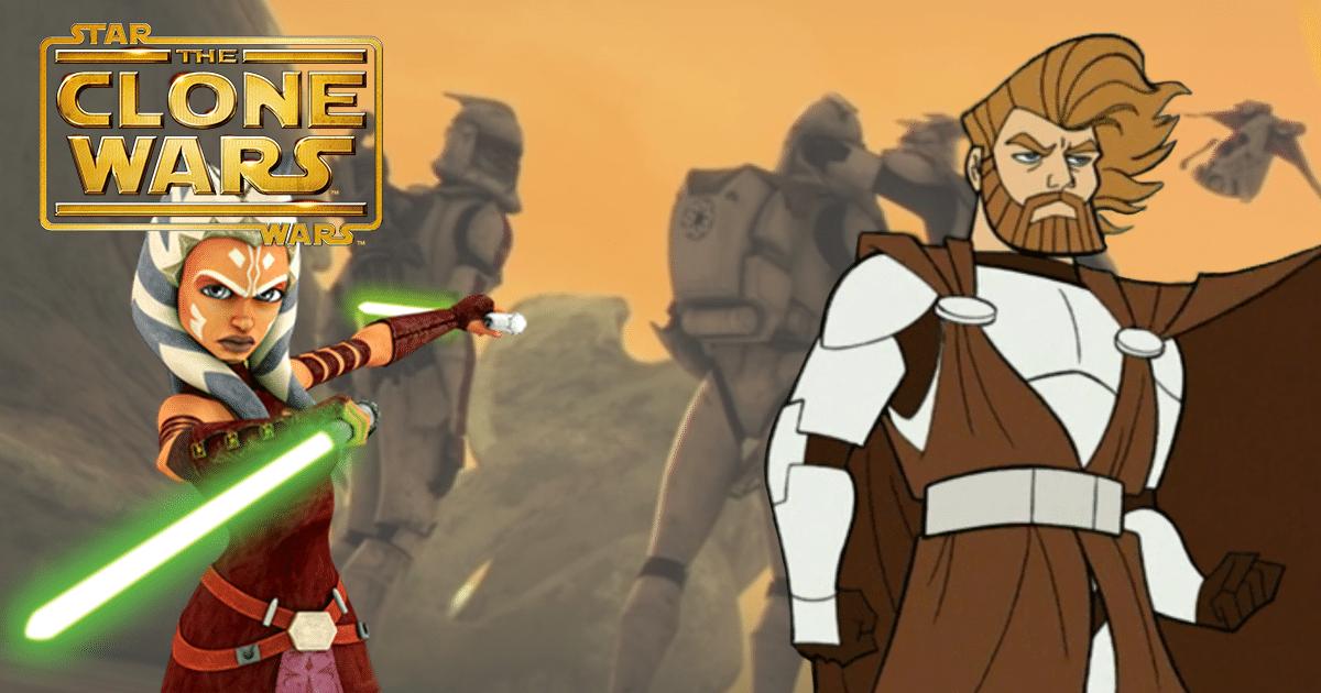 Retrospective on Star Wars: The Clone Wars