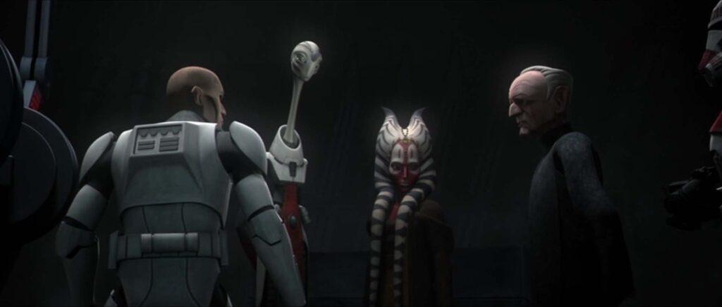 Star Wars; The Clone Wars Season 6
