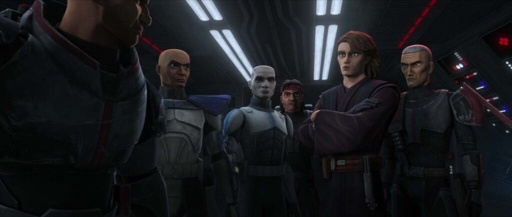 Star Wars; The Clone Wars Season 7