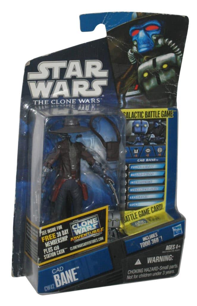 Hasbro's The Clone Wars Cad Bane (2008)