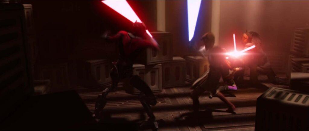 Star Wars; The Clone Wars Season 4