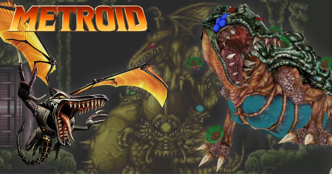 The Top Ten Enemies from the Metroid Series