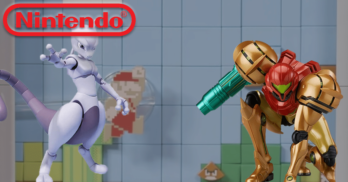 The Top Ten Toys Featuring Nintendo and their Greatest Games