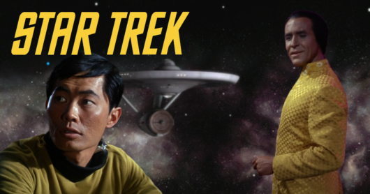 The Top Ten Characters from Star Trek: The Original Series