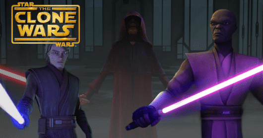 The Top Ten Characters from Star Wars: The Clone Wars