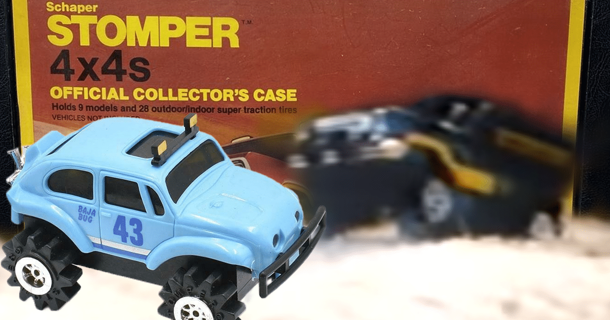 The Top Ten Stomper 4x4 Toys