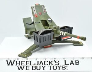 Coleco Rambo Force for Freedom 10 mm Automatic Cannon