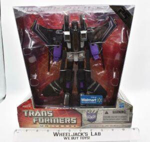 Walmart Exclusive Hasbro 2009 Transformers Masterpiece Skywarp