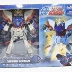 Bandai 2002 Mobile Fighter G Gundam Mega Size Mobile Fighter Shining Gundam