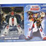 Bandai 2002 Mobile Fighter G Gundam Mega Size Mobile Figher Dragon Gundam