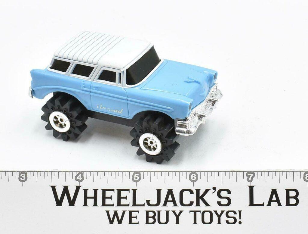 Schaper Toys 1981 Stomper 4x4 Chevy Nomad