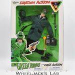 Playing Mantic 2000 Captain Action Green Hornet Uniform