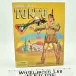 Playing Mantic 1998 Captain Action as Tonto